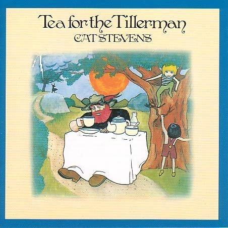 Cat Stevens Album Covers