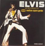 Elvis As Recorded At Madison Square Garden (1972)